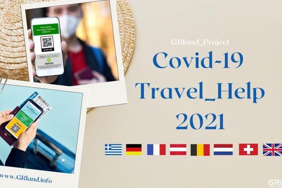 GRland_Project: Covid-19_Travel_Help_2021